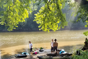 Schuylkill River Kayaking Instruction, Consultation & Trips with Top Water