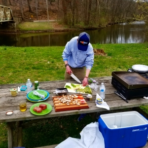 River Camping, Schuylkill River Camping, Camping Trips, Overnight Fishing Trips