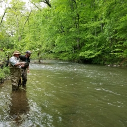 Penns Creek Fly Fishing Lesson's and Guided Trips