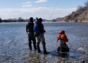Little Schuylkill River & Schuylkill River Backpack Fly Fishing Trips with Top Water