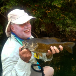 FIshing Tips for the Schuylkill River with Top Water Trips during a guided Kayak FIshing Trip