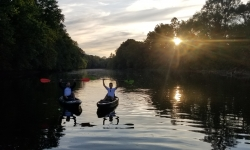 Couples Kayak Tour and Rental on the Schuylkill River