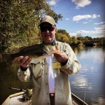 Bass Boat fishing trips for marsh creek by a professional guide, Kevin Moriarty, with Top Water Trips Fishing Charters