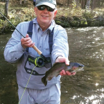 Fly FIshing Trips with Top Water Trips in Pennsylvania