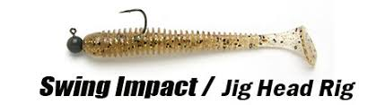 Keitech swim baits from Schuylkill River Fishing Tips