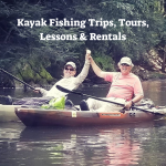 Kayaking Trips with Top Water Trips Canoe and Kayak Service in Pennsylvania