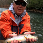 Advanced Fly Fishing Lessons in pennsylvania with Top Water Trips Fly Fishing School