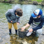 Top Water Trips after School FIshing on the Manatawny