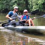 Tulpehocken Creek Kids Kayaking Lessons